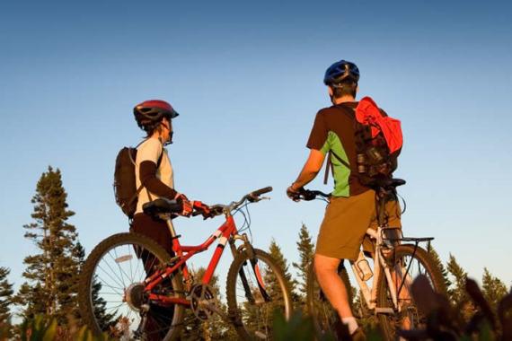 Bike Wochenende in Willingen