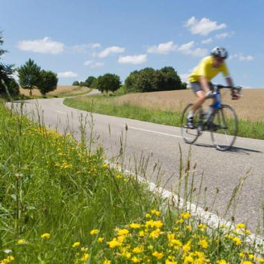 Rennradfahren in Willingen