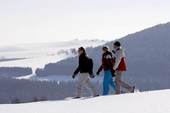 Wiinter in Willingen Sauerland