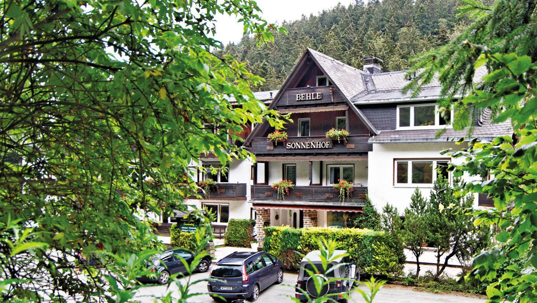 Sonnenhof Willingen Hotel Pension Ferienwohnungen